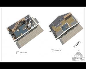 Eco Cottage floor plan